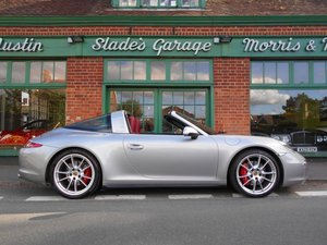 Picture of 2015 Porsche 911 Targa 4S PDK  For Sale