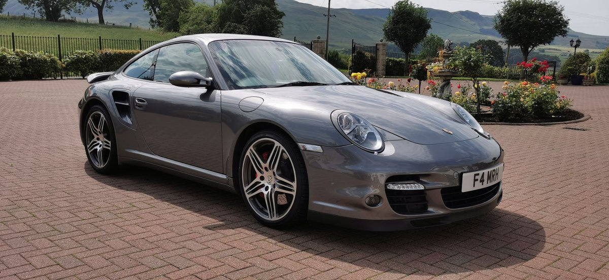 2009 3.6 911 997 Turbo Tiptronic S - Low Miles 29k For Sale (picture 1 of 6)