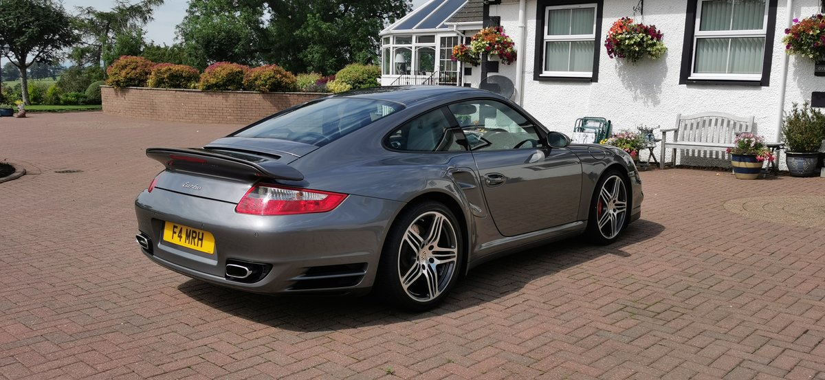 2009 3.6 911 997 Turbo Tiptronic S - Low Miles 29k For Sale (picture 2 of 6)
