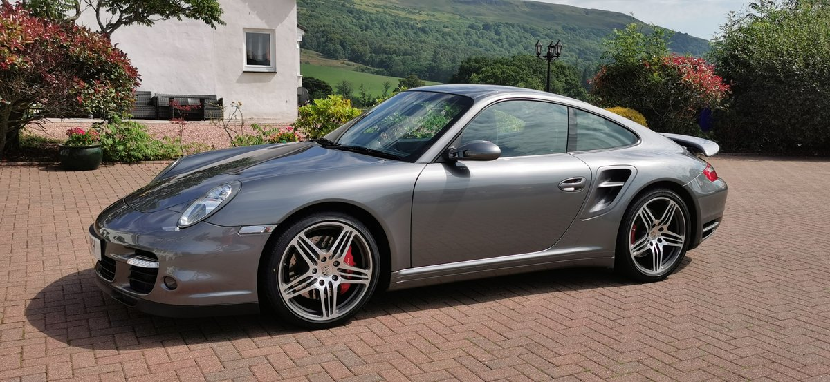 2009 3.6 911 997 Turbo Tiptronic S - Low Miles 29k For Sale (picture 3 of 6)