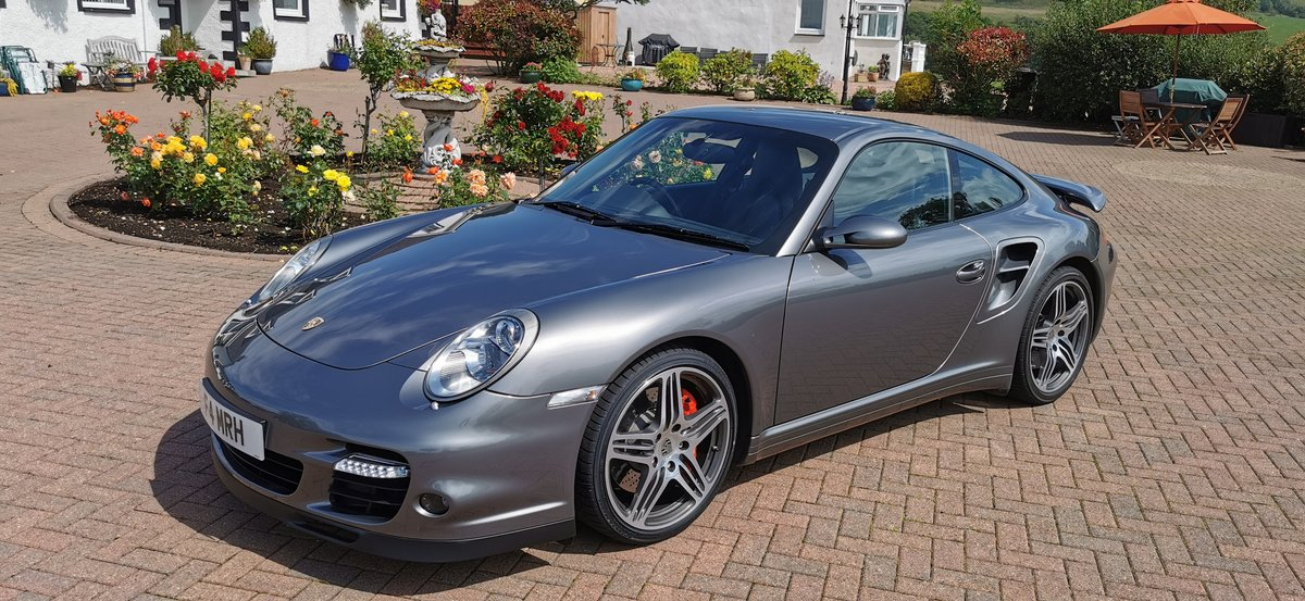 2009 3.6 911 997 Turbo Tiptronic S - Low Miles 29k For Sale (picture 6 of 6)