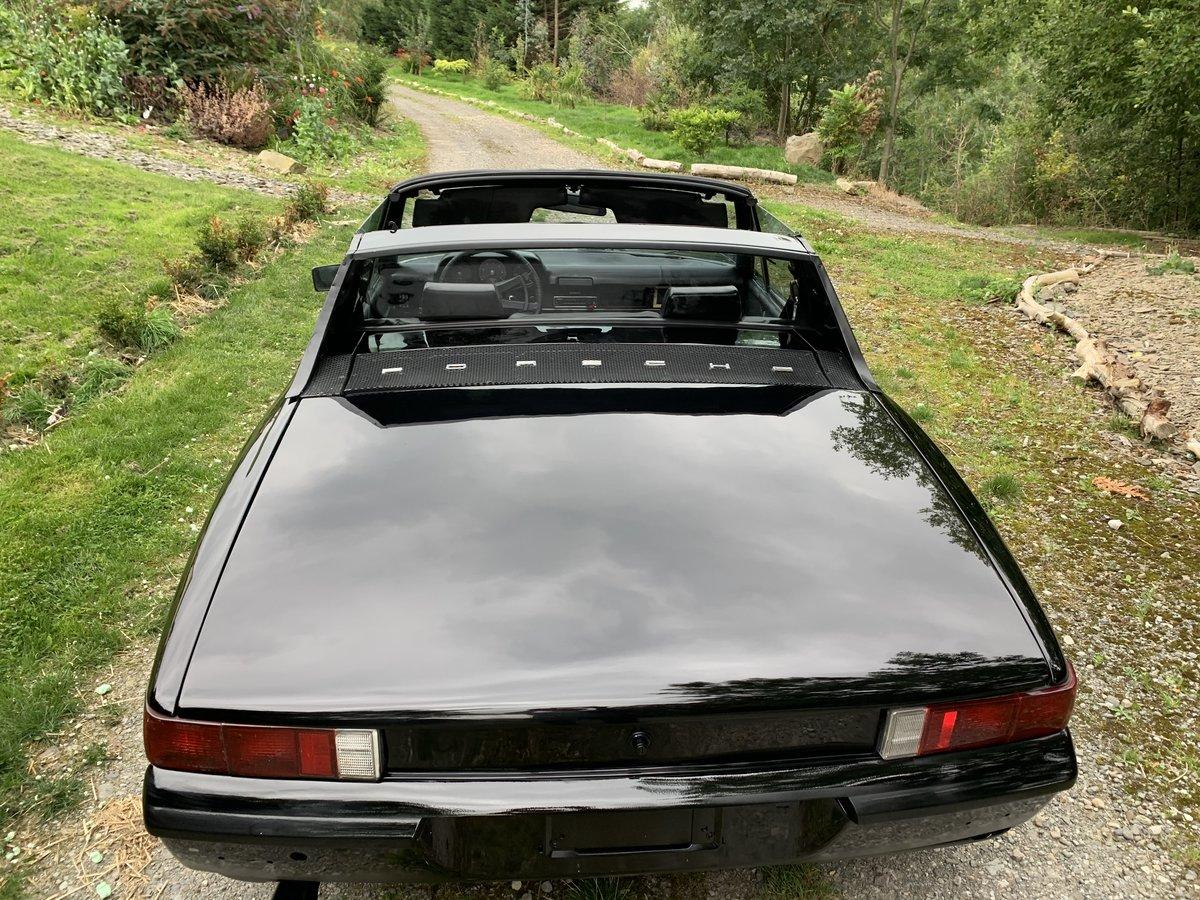 1973 Super Black Porsche 914 2.0 Subaru Engine For Sale (picture 2 of 6)