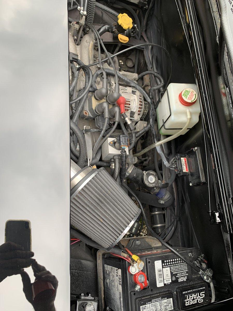 1973 Super Black Porsche 914 2.0 Subaru Engine For Sale (picture 4 of 6)