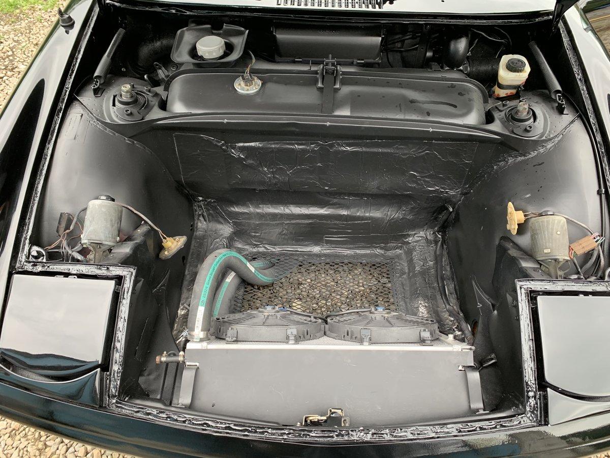 1973 Super Black Porsche 914 2.0 Subaru Engine For Sale (picture 6 of 6)