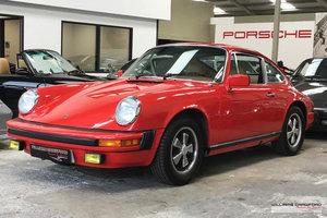 1976 Porsche 911 S LHD coupe For Sale