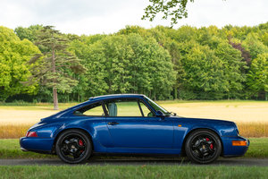 1991 Porsche 911 (964) Carrera 4 UK delivered