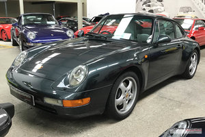 (1995 MY) Porsche 993 (911) Carrera 2 manual coupe