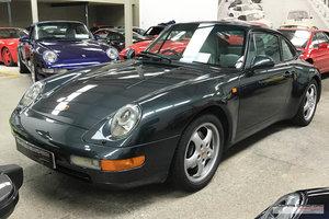 1994 (1995 MY) Porsche 993 (911) Carrera 2 manual coupe