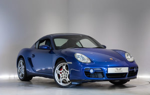 A stunning example of a Cayman S