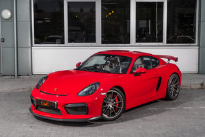 Picture of 2015 Porsche Cayman GT4 SOLD