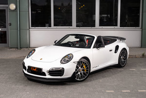 Picture of 2015 Porsche Turbo S Cabrolet For Sale
