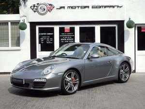 Picture of 2010 911 997 Targa 4 S PDK Meteor Grey Huge rare spec 51000 Miles SOLD