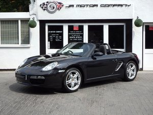 Picture of 2006 Boxster 2.7 Tiptronic S Basalt Black Huge Spec 41000 Miles! SOLD