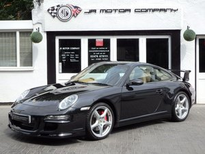 Picture of 2007 911 997 Carrera 4 S Manual Basalt Black Big Spec inc Aerokit For Sale