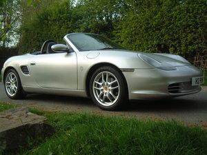 Picture of 2004 Porsche Boxster 2.7
