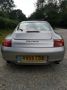 1998 3.4 Porsche Carrera 2 For Sale