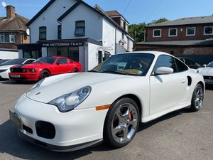 Picture of 2002 PORSCHE 911 996 3.6 TURBO TIPTRONIC S COUPE - LHD LOW MILES SOLD