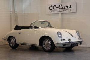 1963 Porsche 356 C Cabriolet For Sale