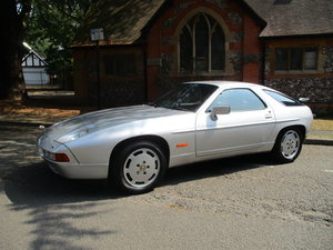 Porsche 928S4 Auto 1988 Superb Example Full History