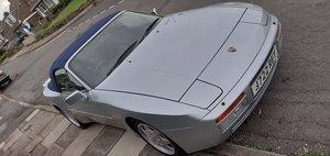1991 Superb Porsche Cabriolet economic. 3.0 16v 4Cylind
