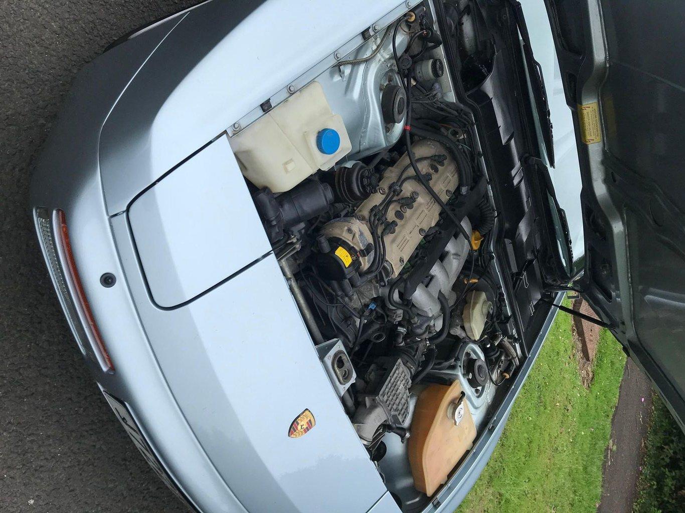 1991 Superb Porsche Cabriolet econom 3.0 16v 4-Cylinder For Sale (picture 2 of 11)