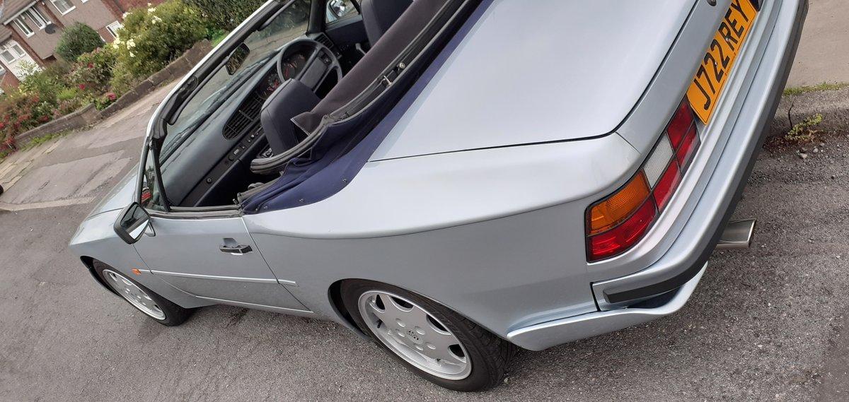 1991 Superb Porsche Cabriolet econom 3.0 16v 4-Cylinder For Sale (picture 5 of 11)