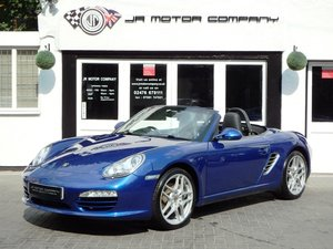 2011 BOXSTER 2.9 PDK AQUA BLUE HUGE SPEC ONLY 50000 MILES! For Sale