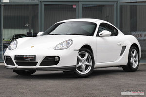 Picture of 2011 (2012 MY) 987 (Gen II) Cayman manual SOLD