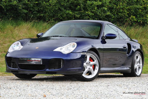 Picture of 2000 (2001 MY) Porsche 996 Turbo manual coupe SOLD