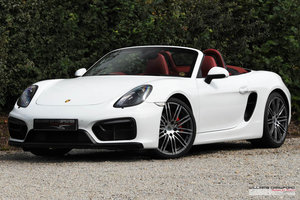Picture of 2015 Porsche 981 Boxster GTS manual For Sale