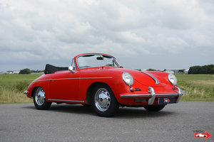 Porsche 356 B T6 1600 S Cabriolet 1962 - offers invited