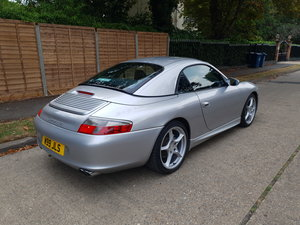 2003 The Finest Carerra 4 Manual Convertible  Just 31600 Miles