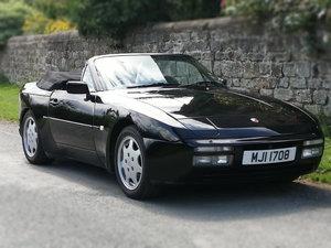 1989 PORSCHE 944 S2 Cabriolet