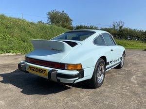 Picture of 1977 Porsche 911s in copia blue