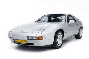 Porsche 928 S4 (LHD, Dutch delivery)
