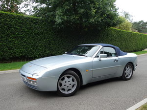Picture of 1992 Porsche 944 S2 CAB