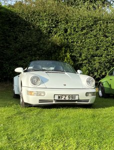 1989 Price reduced 1993 911 Speedster recreation