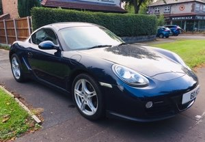 2010 Excellent Face lift Cayman Manual FSH Low miles