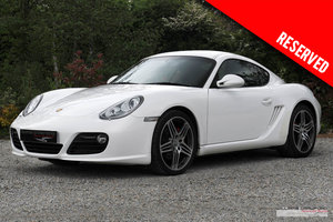 Picture of 2009 RESERVED - Porsche 987 (Gen II) Cayman S PDK