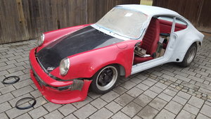 """1973 One of first """"G"""" 911 Coupe, registered Nov."""