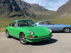 Picture of 1972 Porsche 911  2.4E, original RHD car, exceptional example For Sale