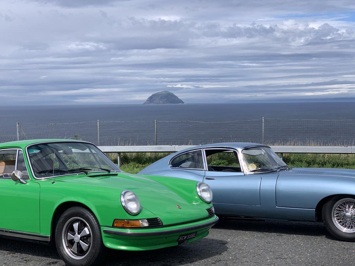 1972 Porsche 911  2.4E, original RHD car, exceptional example For Sale (picture 2 of 18)