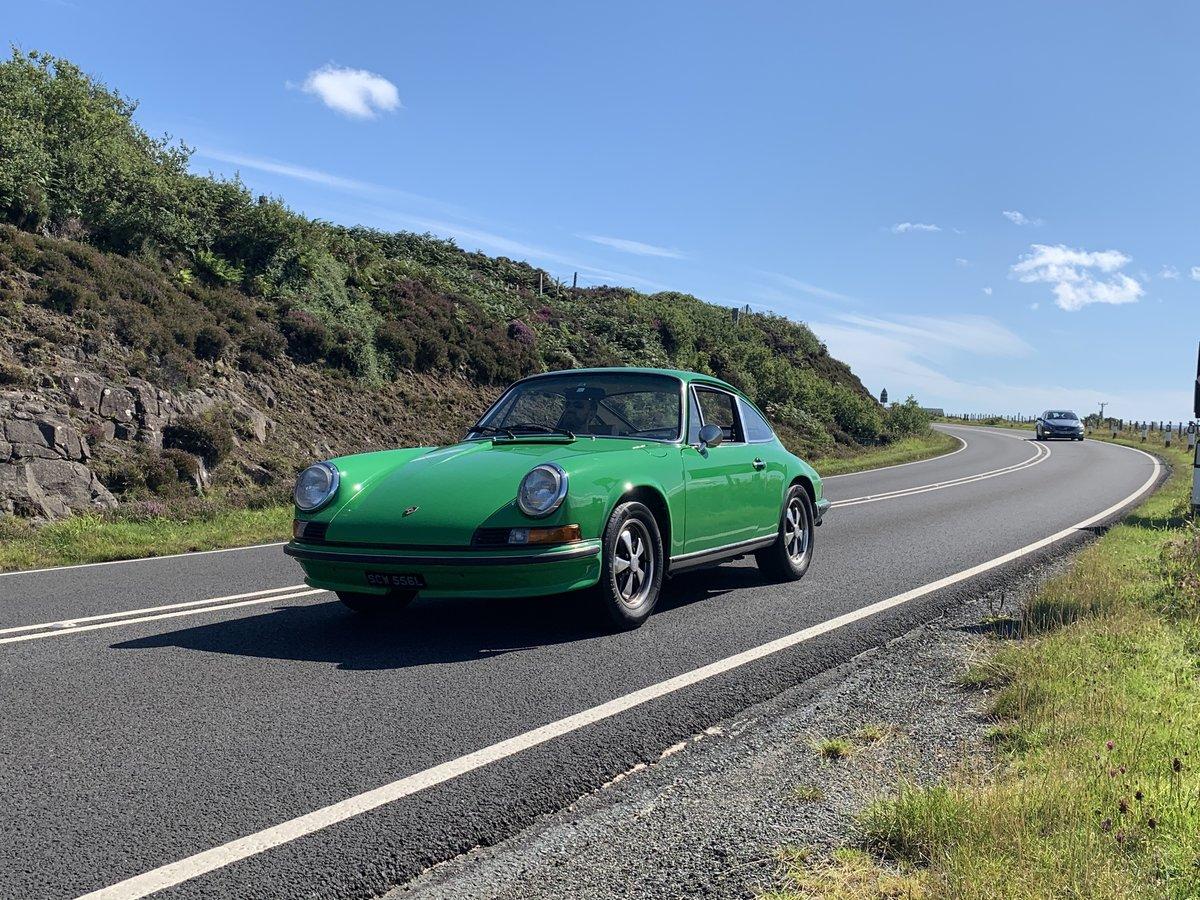 1972 Porsche 911  2.4E, original RHD car, exceptional example For Sale (picture 3 of 18)