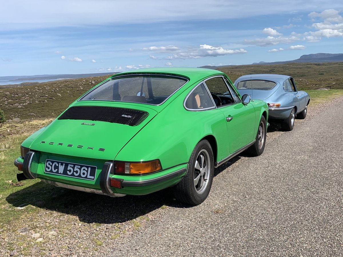 1972 Porsche 911  2.4E, original RHD car, exceptional example For Sale (picture 4 of 18)