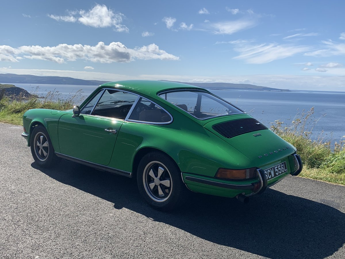 1972 Porsche 911  2.4E, original RHD car, exceptional example For Sale (picture 5 of 18)