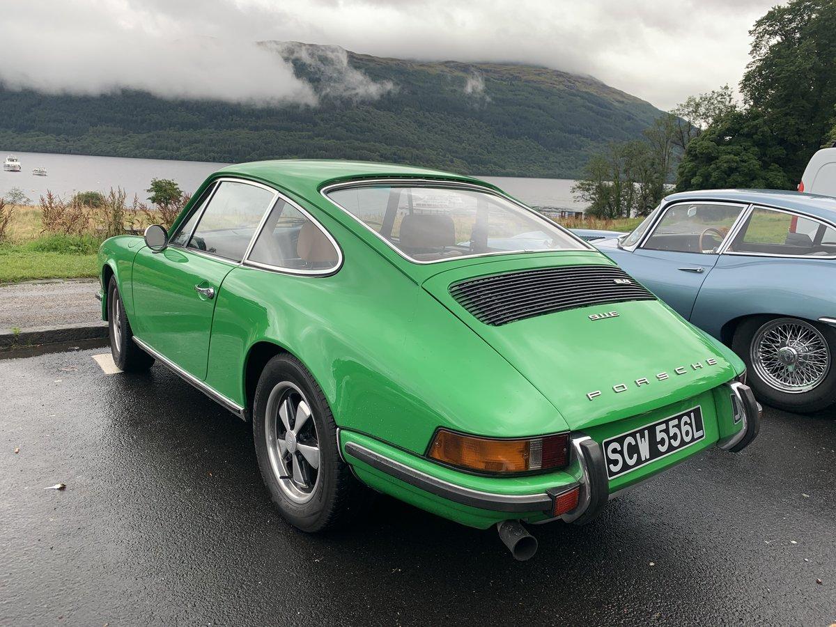 1972 Porsche 911  2.4E, original RHD car, exceptional example For Sale (picture 6 of 18)