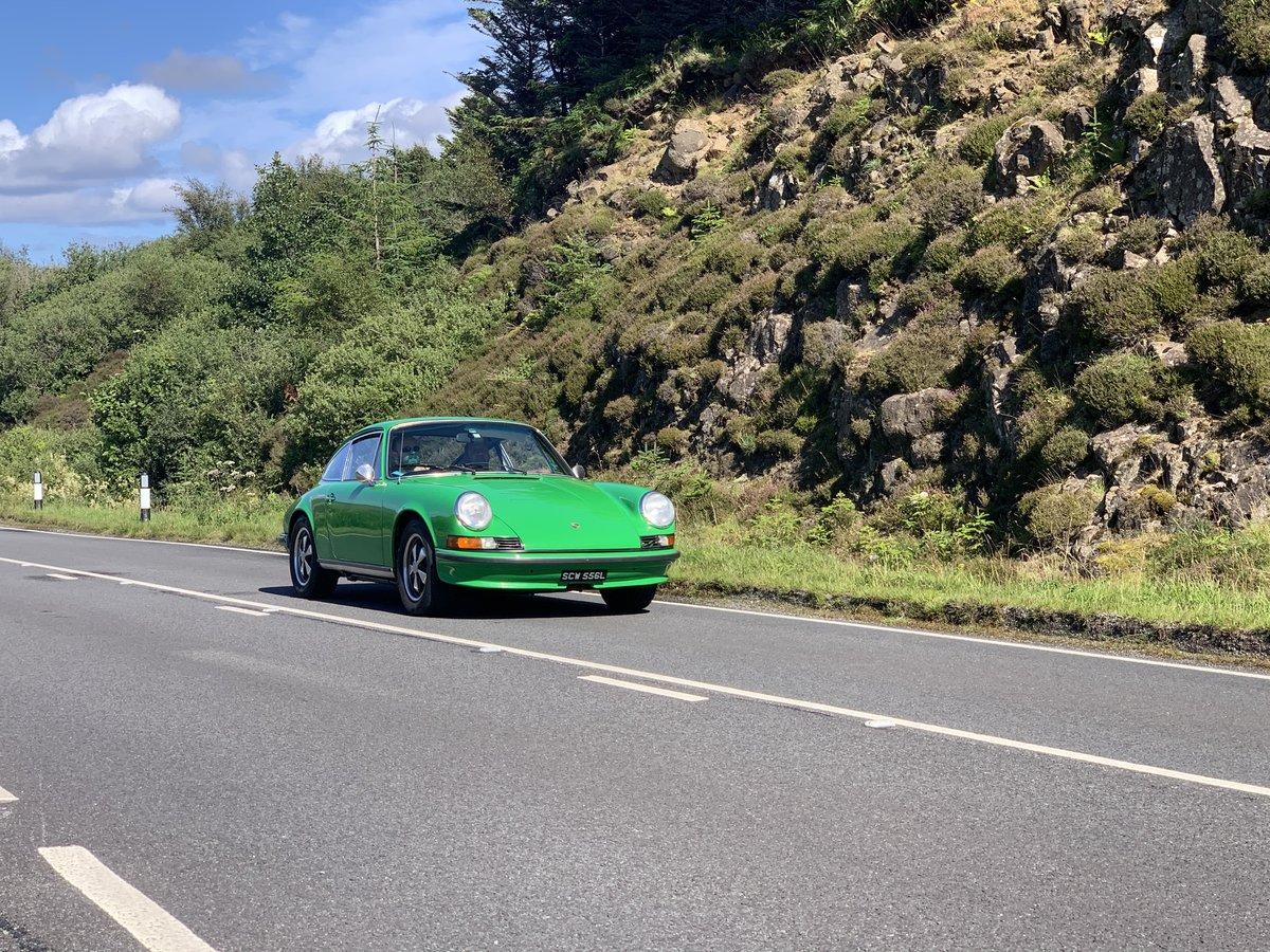 1972 Porsche 911  2.4E, original RHD car, exceptional example For Sale (picture 7 of 18)