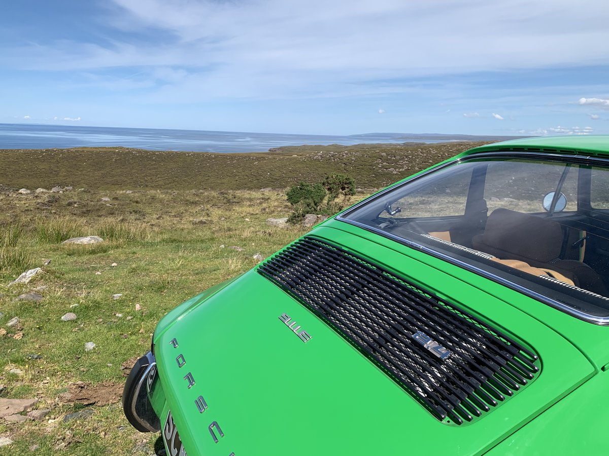 1972 Porsche 911  2.4E, original RHD car, exceptional example For Sale (picture 8 of 18)