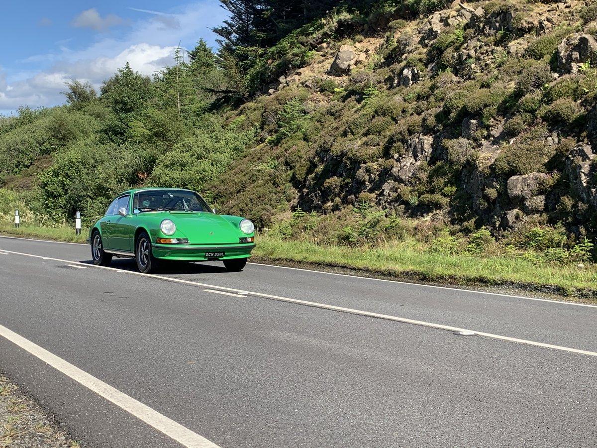 1972 Porsche 911  2.4E, original RHD car, exceptional example For Sale (picture 11 of 18)