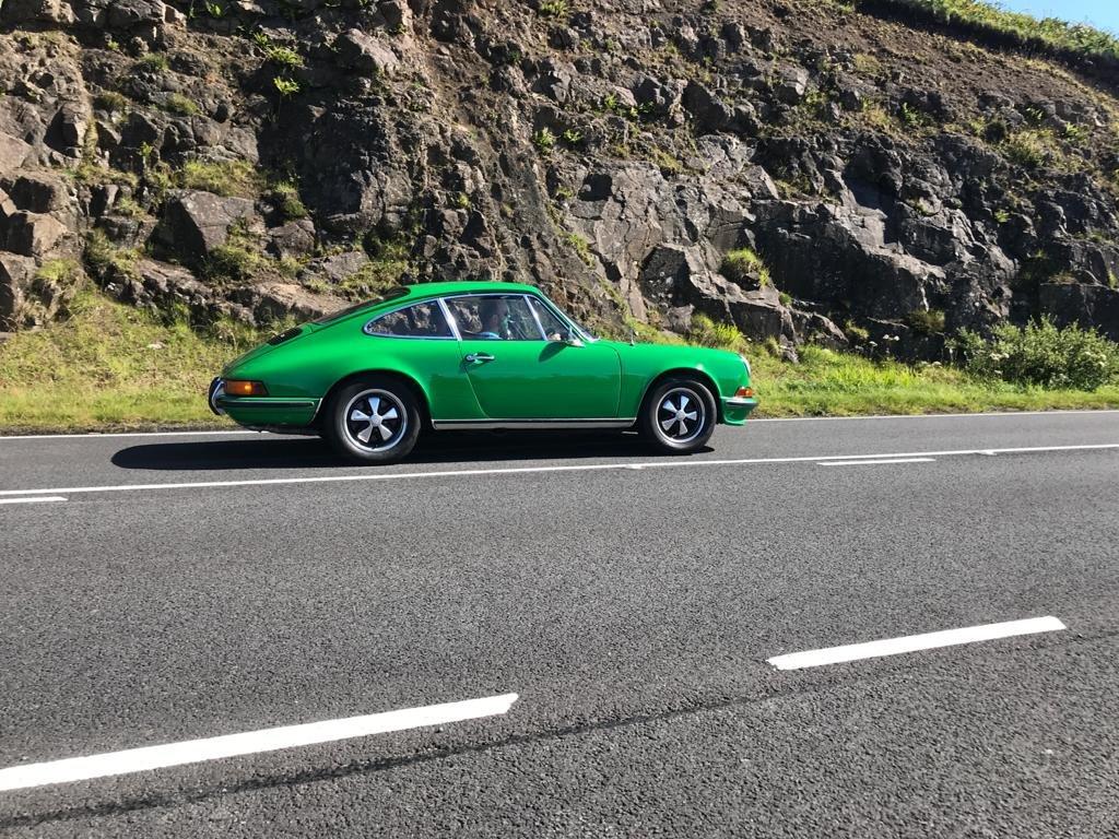 1972 Porsche 911  2.4E, original RHD car, exceptional example For Sale (picture 14 of 18)